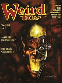 Weird Tales cover image